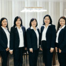 Women's P&I and support team