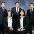 P&I correspondent - Henson Lim with the support team